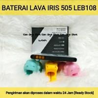 Baterai Batre Batt HP LAVA IRIS 505 LEB108 Kualitas OEM