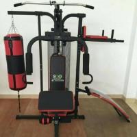 Home Gym 3 Sisi SG-031 Samsak   Homegym HG-031 Alat Fitness Multi