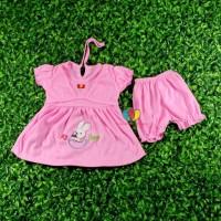 Setelan Bayi uk. 3-12 Bulan Murah Cocok u/ Harian // Pakaian Anak Cewe