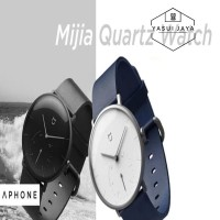 Jam Tangan Xiaomi Mi Mijia Quartz Smartwatch Classic - Hitam