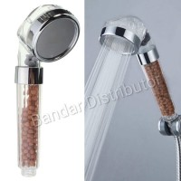 3in1 Mineral Ion shower head / SHOWER / KEPALA SHOWER / SHOWER SPA