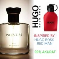 2c0f0e5980 Parfum Pria Hugo Boss Red Man / Parvum Inspired Hugo Boss Red Man