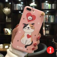 Casing Hp Case Oppo A83 A37 A37f A71 A39 A57 Neo 7 Softcase 3D Cat