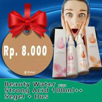Jual Beauty Water / Strong Acid SEGEL Plastik by kangen water harga grosir Murah