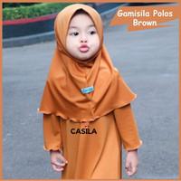 Gamis Casila (GAMISILA) Polos Size 2-3y Original