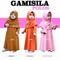 Gamis Casila (GAMISILA) Polos Size 6 Original