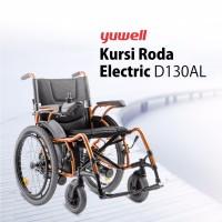 Kursi Roda Electric Big Wheel D130AL Yuwell