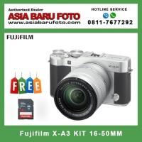 Harga fujifilm x a3 fuji x a3 kamera mirrorless with 16 50mm lens   Pembandingharga.com