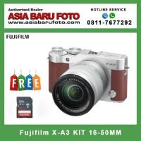 Harga fujifilm x a3 kamera mirrorless with 16 50mm lens   Pembandingharga.com