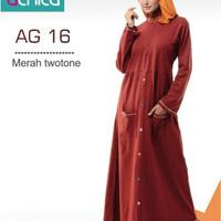 Alnita AG 16 Merah Twotone