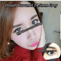 softlens dream caramel 14.5mm