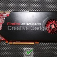 AMD ATI Firepro V5800 - Display Card 3D - VGA Workstation 1 GB 128 Bit