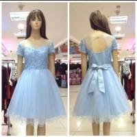 Gaun pesta import/Dress premium/Bridesmaid dress/Party dress