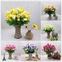 Harga 1 Buket Bunga Tulip Hargano.com