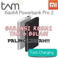 Xiaomi Mi 2 PowerBank 10000mAh Fast Charge Original 100%