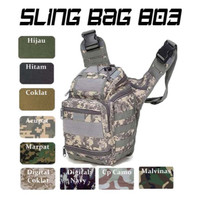 Tas Slempang Army/Sling Bag Army Tactikal/Sling Bag Army 803