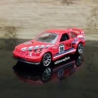 DIECAST HOT WHEELS BMW E36 M3 RACE RED HW RACE - LOOSE