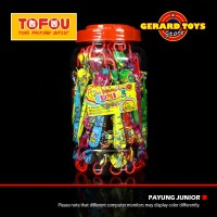 Permen Payung Junior Chocolate Toples isi 60pcs