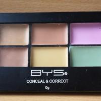 BYS Conceal & Correct Palette (Concealer Kit)