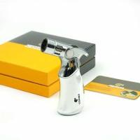 Korek Api Torch Lighter 4 Jet Flame Gas Butane PROMO