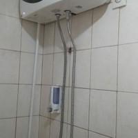 Jasa pemasangan water heater tanpa bobok tembok (langsung bisa pakai)