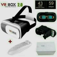 VR BOX 2.00 / Virtual Reality + Gamepad / Remote Control Bluetooth H