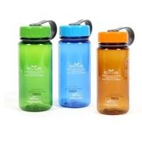 LOCK&LOCK Eco Slim Water Bottle Botol Air Minum 400ml ABF612