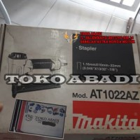 Makita AT 1022 AZ / AT1022AZ - Mesin Paku Tembak / Stapler