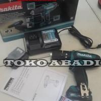 Bor Cordless Makita HP331 DWYE Beton, Besi dan Kayu, Reversible
