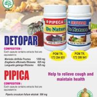 Obat Detox Paru Paru Flek Radang Paru/Paru Paru Basah / Kering Herbal