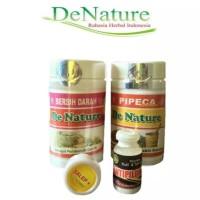 Obat Kutil di Anus dan Kutil Disekitar Kelamin Herbal De Nature Hemat