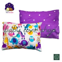 Bantal Guling Bayi dan Batita Baby Moonlight Set - Ungu