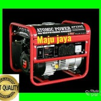 Generator genset ATOMIC 1000 watt ryu power one multipr Paling Laris