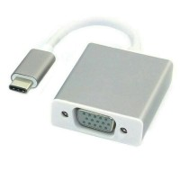 original connector USB C to VGA Usb C 3.1 male to VGA female
