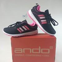 Sepatu Anak Perempuan Sepatu OlahRaga Wanita Running Cewek