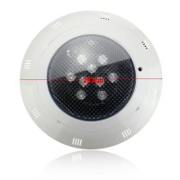 IP68 Lampu LED RGB 9W Submersible Anti Air untuk Kolam Renang