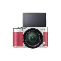 Harga promo fujifilm x a3 kit 16 50mm lens pink mirrorless | Pembandingharga.com