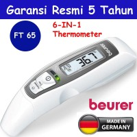 BEURER FT65 Termometer Multi Fungsi 6 in 1 Digital Multifungsi FT 65