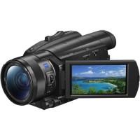 Sony FDR-AX700 4K Camcorder Black