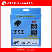 BATTERY CHARGER DU-series DU-SY-01 for SANYO DB-L40