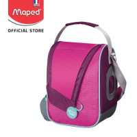 Maped Lunch Sling Bag - Pink
