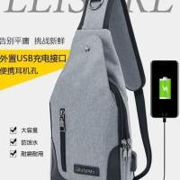 BEST SELLER NEW Tas Selempang Pria / Men Sling Shoulder Bags BodypacK