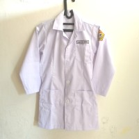 Harga baju dokter kecil baju dokcil jas lab anak baju | antitipu.com