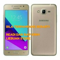 Samsung J2 Prime Metallic Gold BARU Garansi Sein Originil