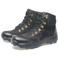 Sepatu Boots Pria Outdoors sport / sepatu gunung hikking petualang bsm