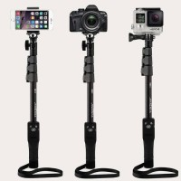 Monopod Tongsis Bluetooth YT-1288 ORI High Quality for Android iPhone