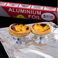 Harga aluminium foil kertas panggang aluminium pembungkus makanan 5 | antitipu.com