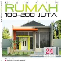 BUKU TERBARU DESAIN RUMAH 100 200 JUTA -DMAXIMUS arc
