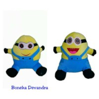 BONEKA MINION UK L 20cm