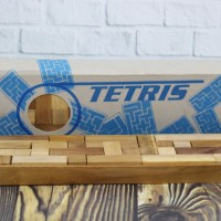 Puzzle Tertris Panjang